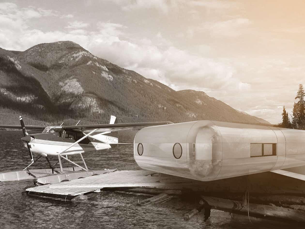 innovatives Ferienhaus Nomad