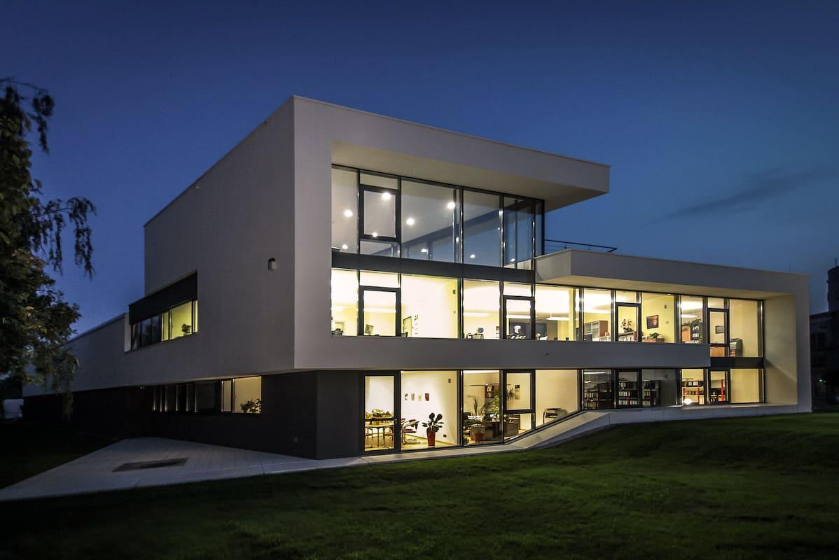 Bürogebäude Bürobau