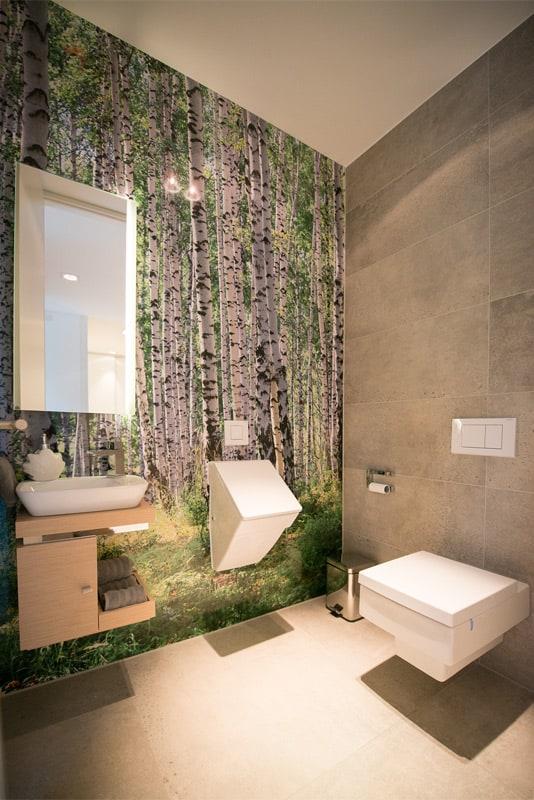 Gäste-WC Design
