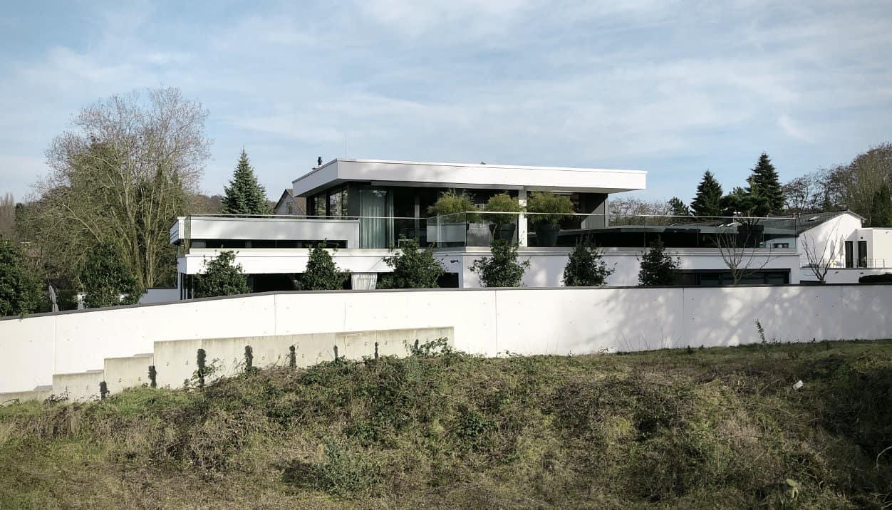 Karlsruhe Architektenhaus 1,5-geschossig
