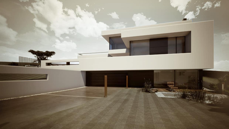 Moderne Villa Augsburg
