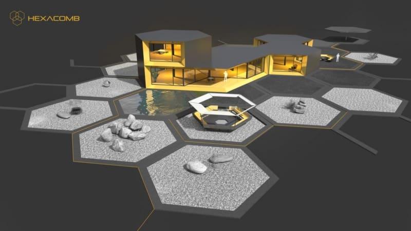Moderne Bürogebäude sind eines unserer Spezialgebiete, dem wir uns besonders gern widmen!