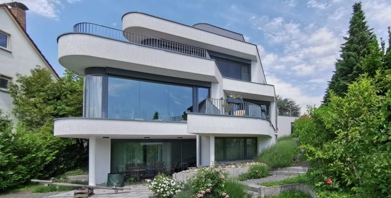 Hanghaus im internationalen Stil in Bad Soden