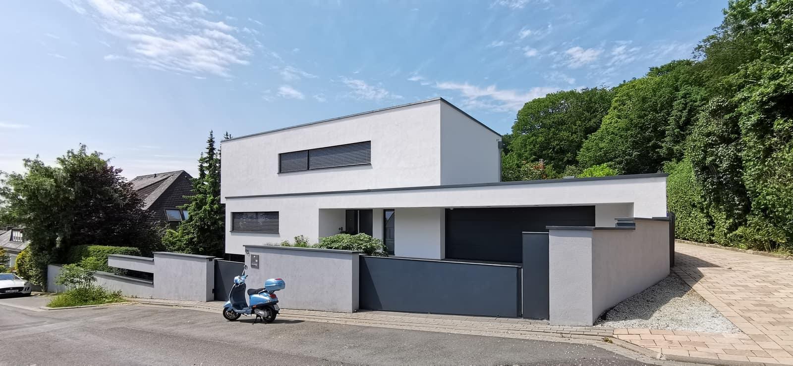 Moderne Architektur Einfamilienhaus