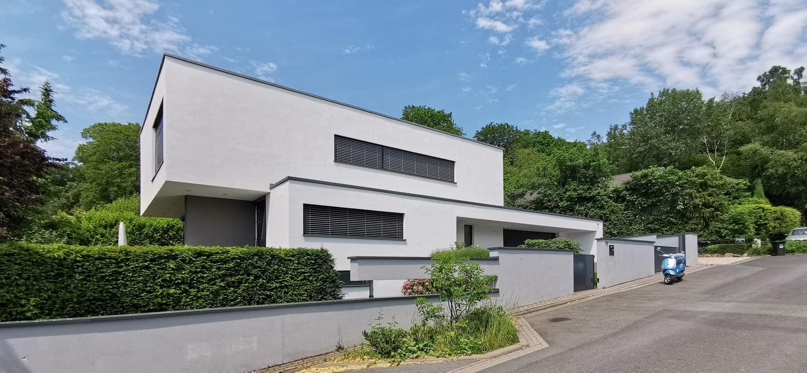 Modernes Haus Bauhausstil