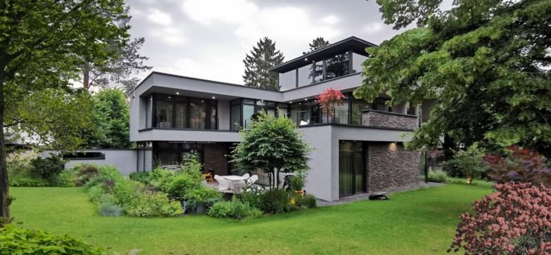 Exklusive Häuser bauen