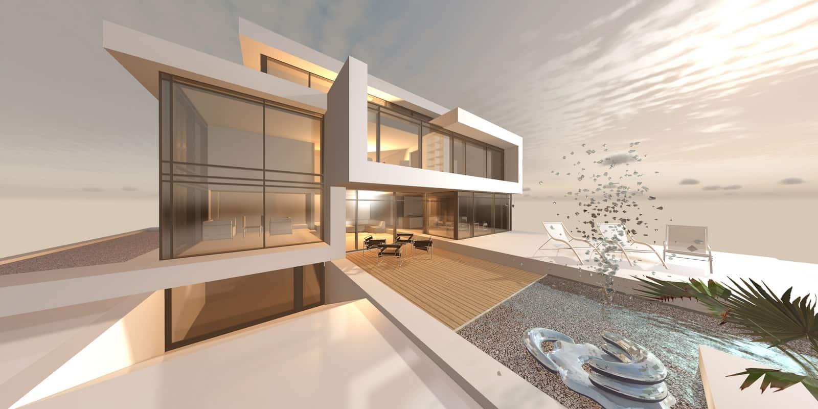 Designvilla Luxus