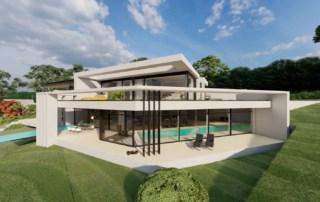 Luxusvilla mit Pool und Schwimmbad