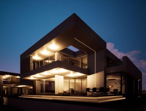 2 Brüderhäuser im Bauhaus-Stil