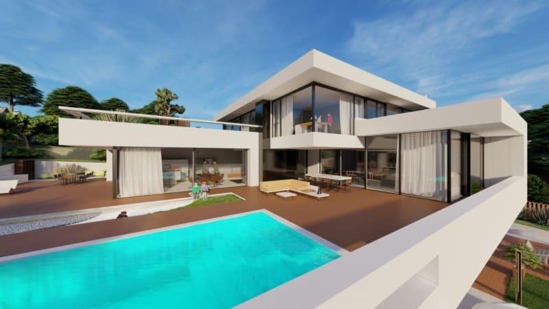 1,5-geschossig moderne Architektur