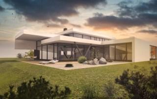 Atriumhaus modern