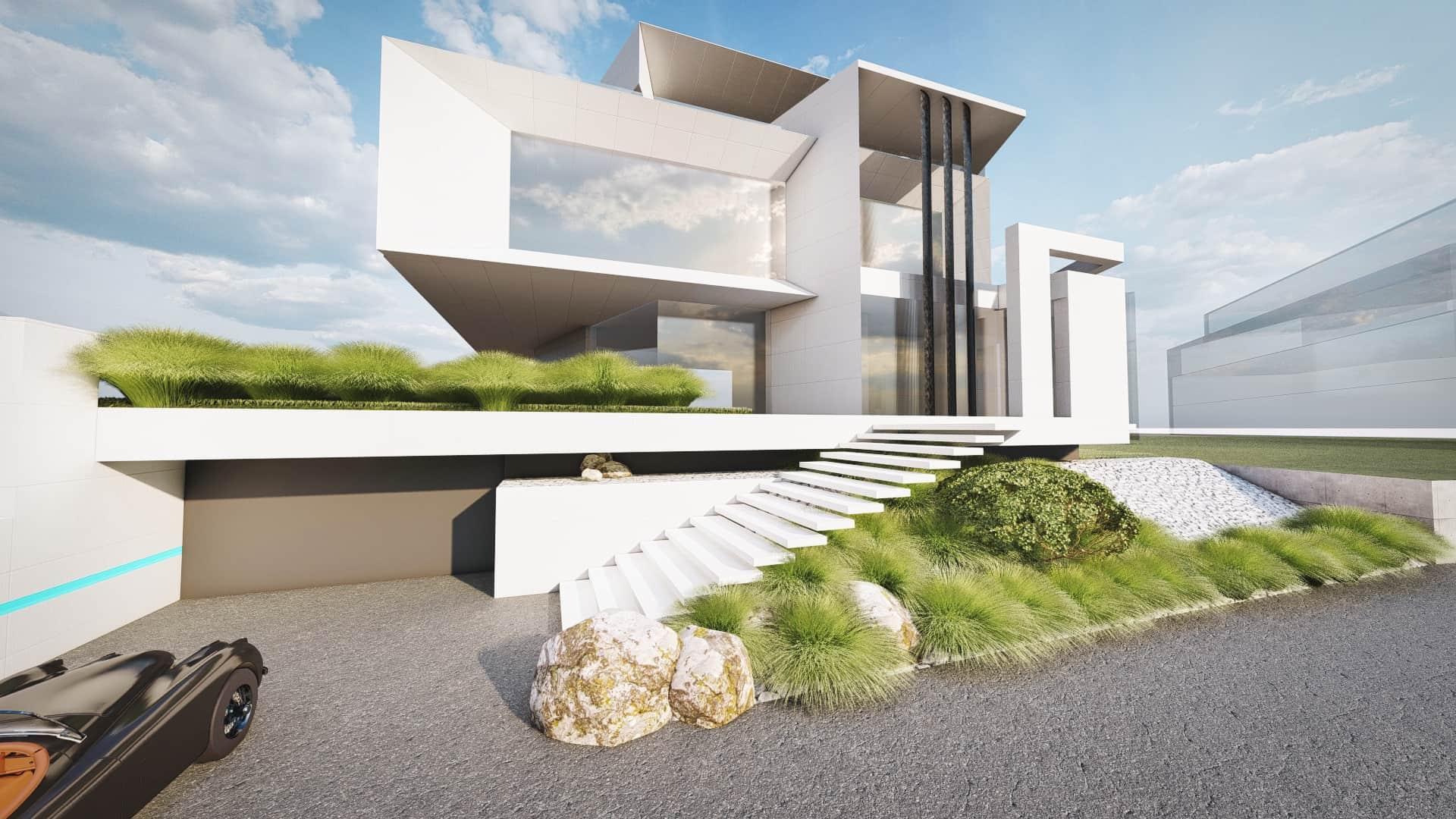 Designervilla