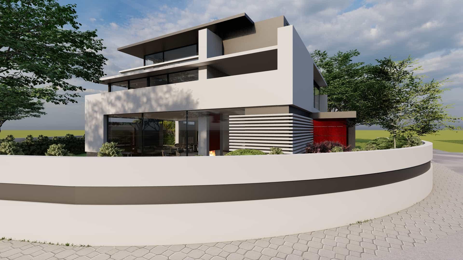 Moderne Villa Nürnberg